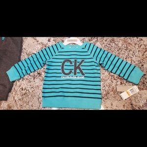 Calvin Klein Matching Sets - Kids 12 month Calvin Klein 2 piece set